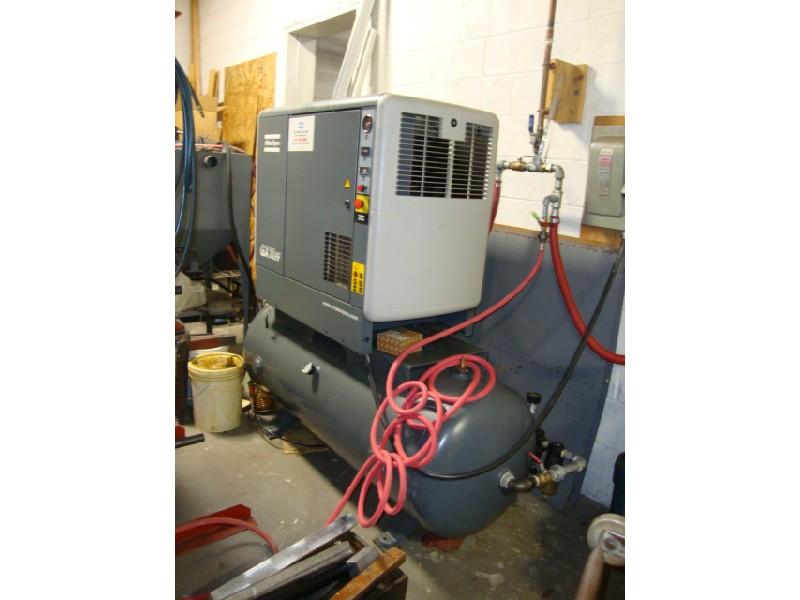 Atlas Copco Compressors Manuals Gx11ff
